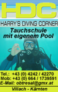 Harry's Diving Center - Villach